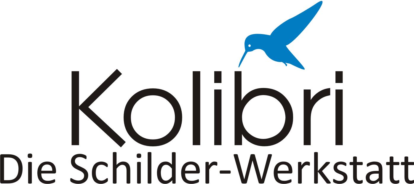 Logo Kolibri Die Schilder-Werkstatt in Rastatt